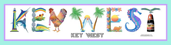 Travel guide to Key West hotel, Florida Keys lodging and Key West resort.
